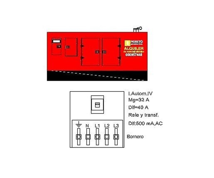 Grupos electrógenos: Servicios de Suministros Peretó