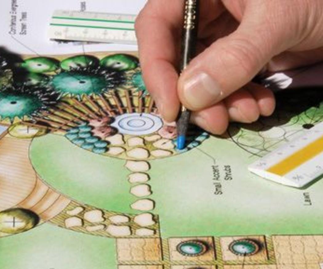 Algunos consejos para diseñar un jardín