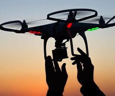 Servicios con Drone. En Agencia de Detectives LBB