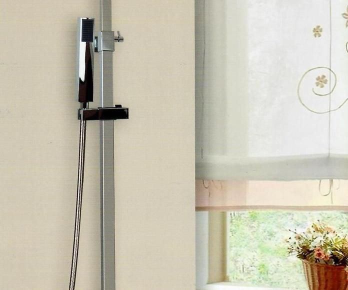Griferías de baño: Productos y servicios de Depoceramic