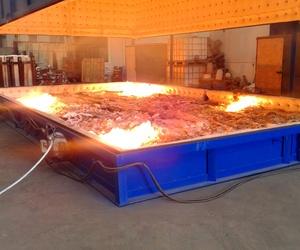Tratamientos térmicos en San Martín de la Vega | Fergoa