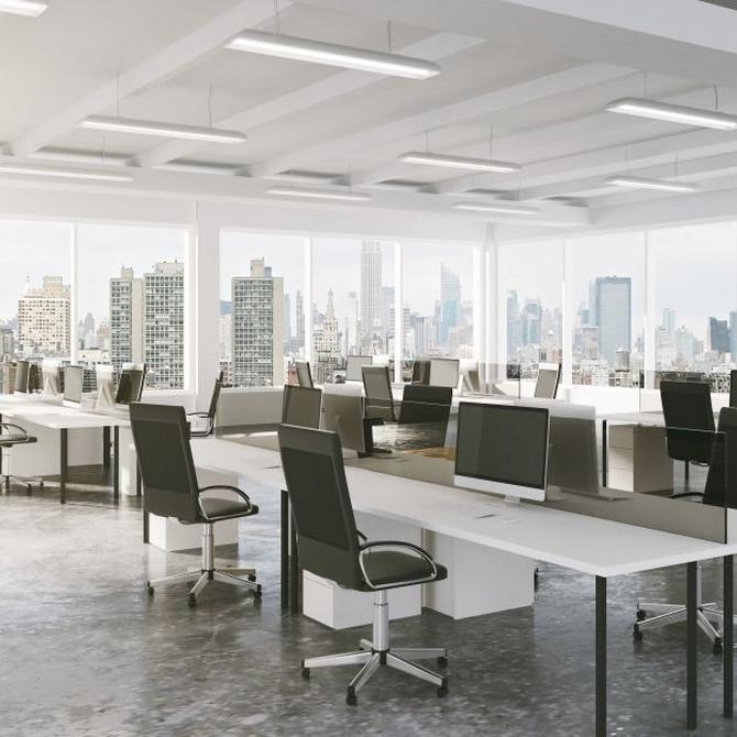 Ventajas de mantener limpia tu oficina