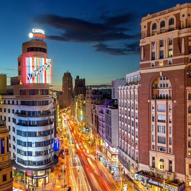 ¿Cuáles son los lugares más visitados de Madrid? (I)