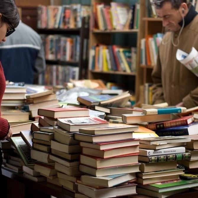 El mercado de libros de segunda mano