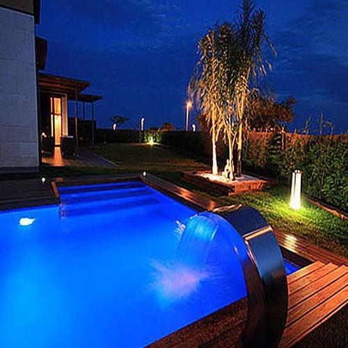 Iluminación Leds para piscinas