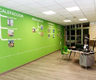 Tienda de climatización en Valencia