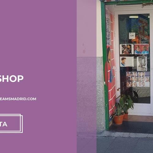 Peluquería de caballeros en Lavapiés, Madrid: Barbershop Dreams Madrid