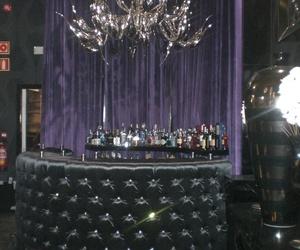 Barra de bar para discoteca