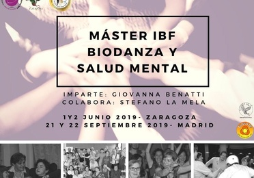 Master IBF. 'Biodanza y Salud Mental'
