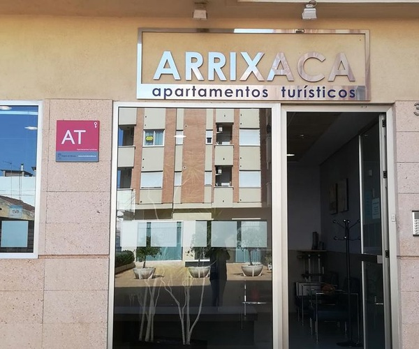 Apartamentos turísticos en Murcia