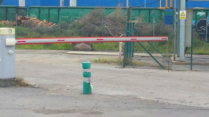 Barreras de parking Asturias