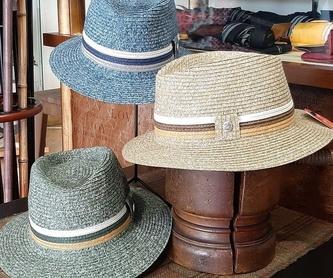 Sombreros mujer primavera / verano:  de Sombrerería Citysport