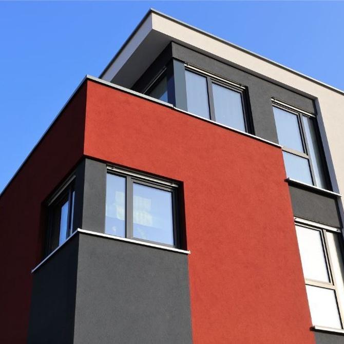 ¿Cómo debe ser la pintura para exteriores?