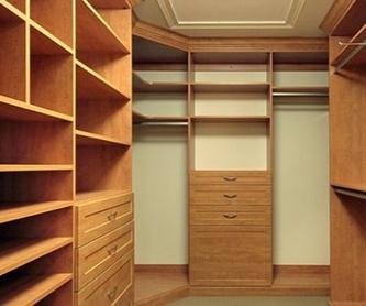 Muebles a medida: Servicios de Carpintería Jana