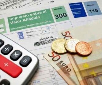Declaraciones de Renta : Servicios de Gestoría Garde