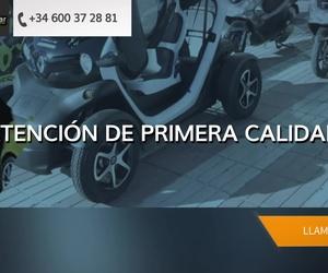 Alquiler de coches económicos en Benidorm: Fine Rent a Car
