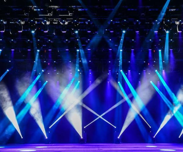 Iluminación de eventos