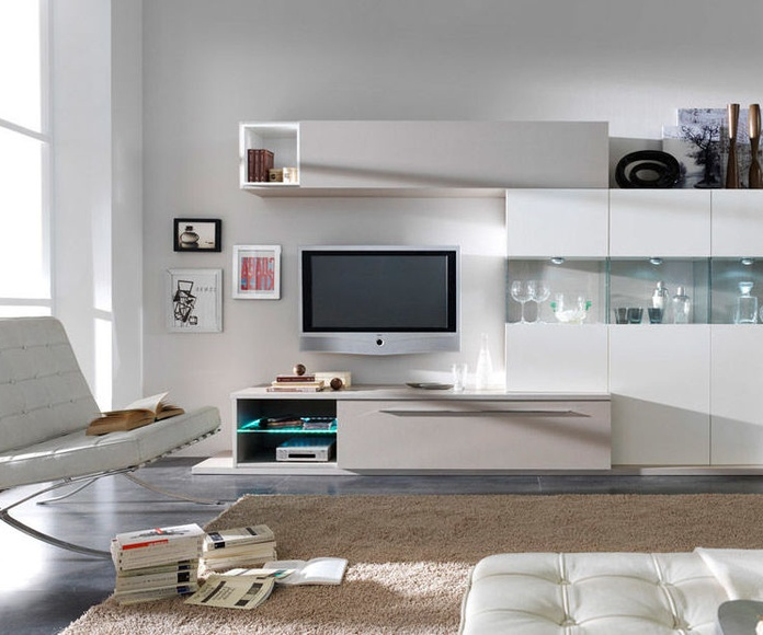 Salones: Catálogo de Muebles Rivas