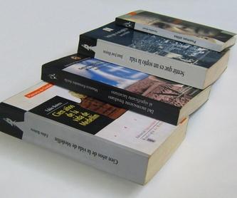 Catalogos, revistas, memorias: Productos de G-PRINT Servicios de Impresión