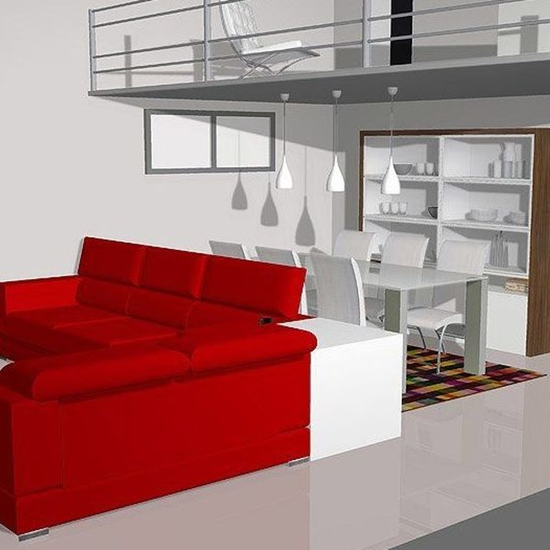 PROYECTOS 3D: Mobiliario y decoración de Casablanca Mobiliario y Decoración