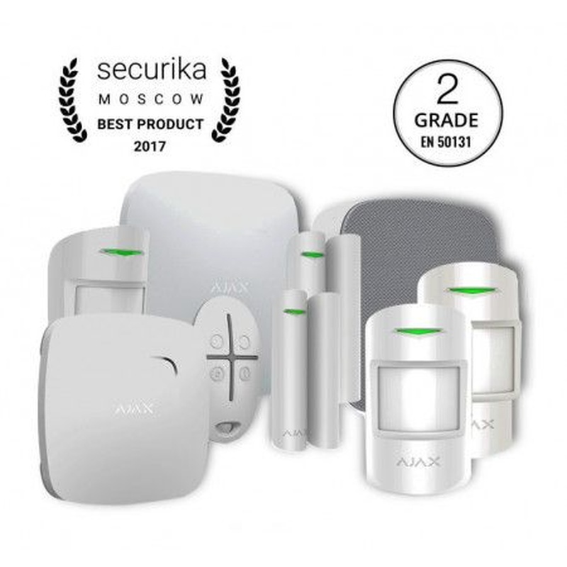 Kit Negocio Plus: Alarmas de Security Protect