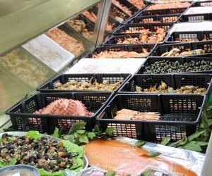 Marisco fresco Restaurante El Puerto