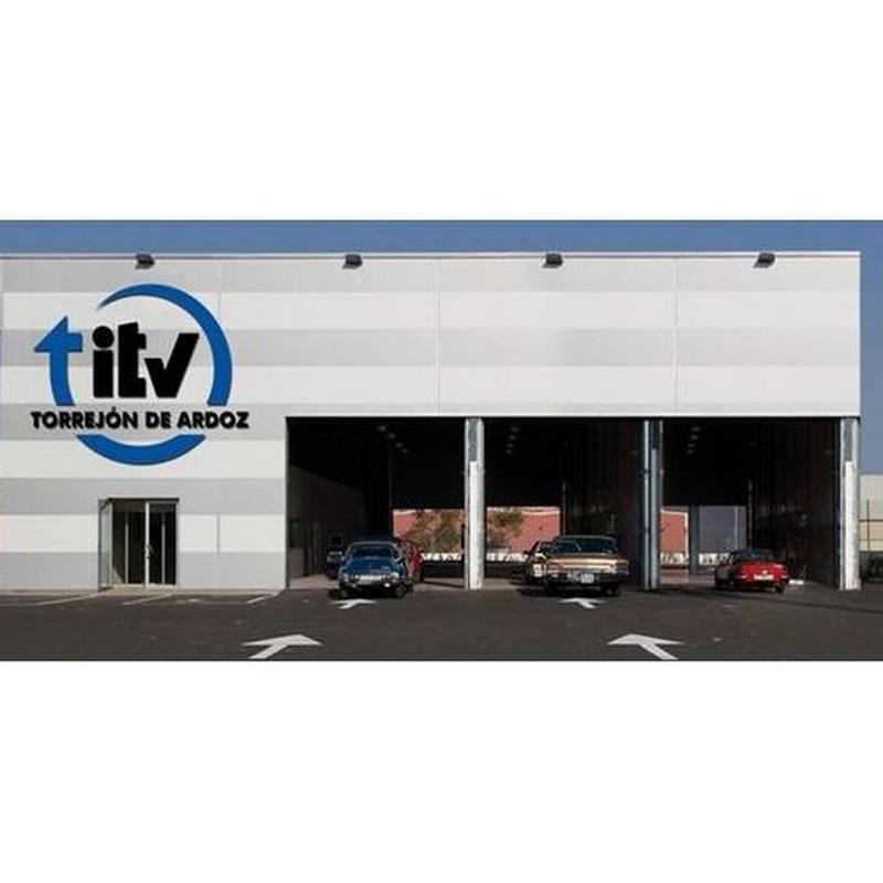 ITV Torrejón de Ardoz : Servicios  de ITV Ángel Nieto