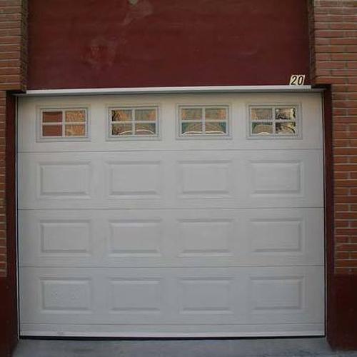 Instalamos puertas automáticas