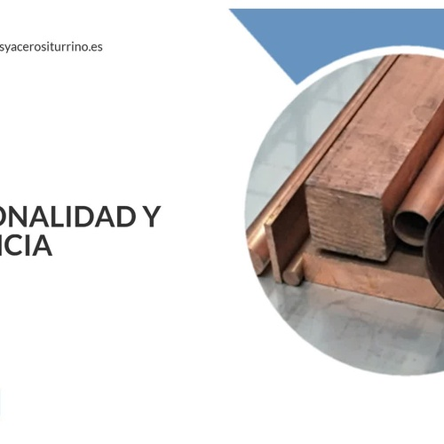 Acero inoxidable en Madrid norte: Iturrino Suministros Industriales