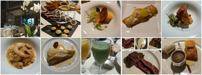 Menús de boda: Servicios  de Baserri Maitea
