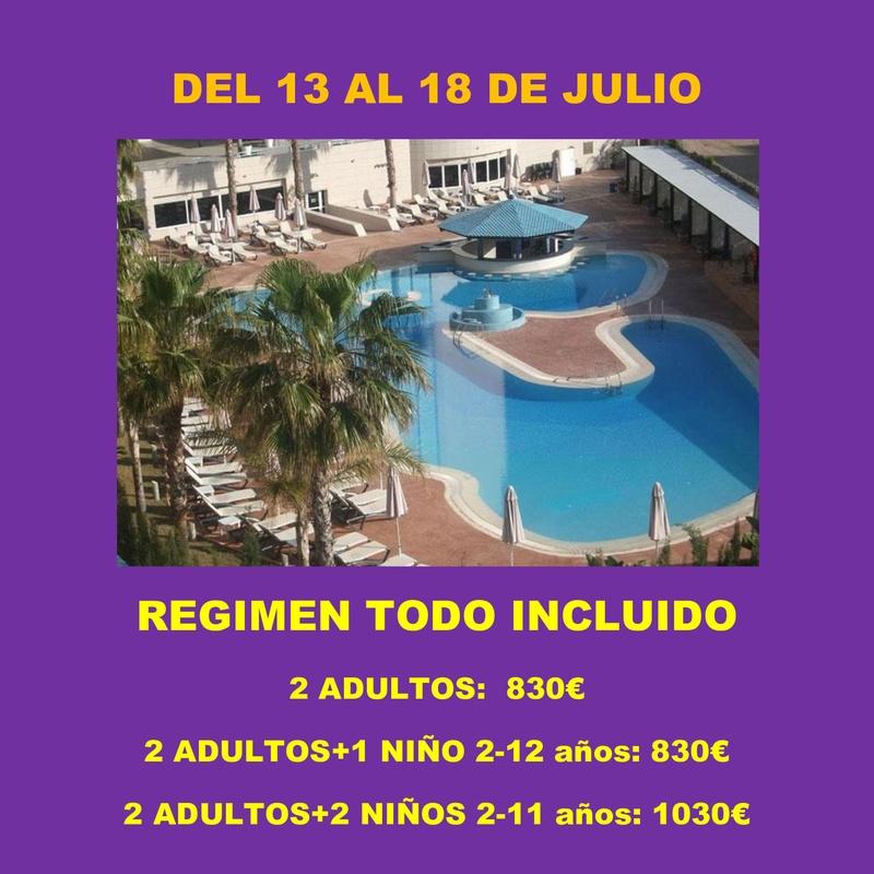 Hotel Abity La Manga: Ofertas de Viajes Global Sur
