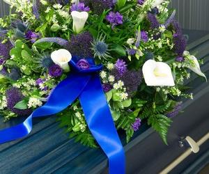 Ramos y coronas funerarias en Canarias