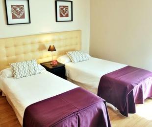 Apartamento 2 camas