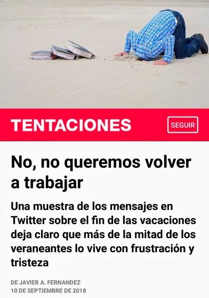 Nueva colaboración con El País