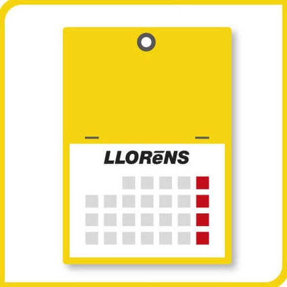 Calendarios de Pared tipo revista: Productos y Servicios de Imprenta Llorens