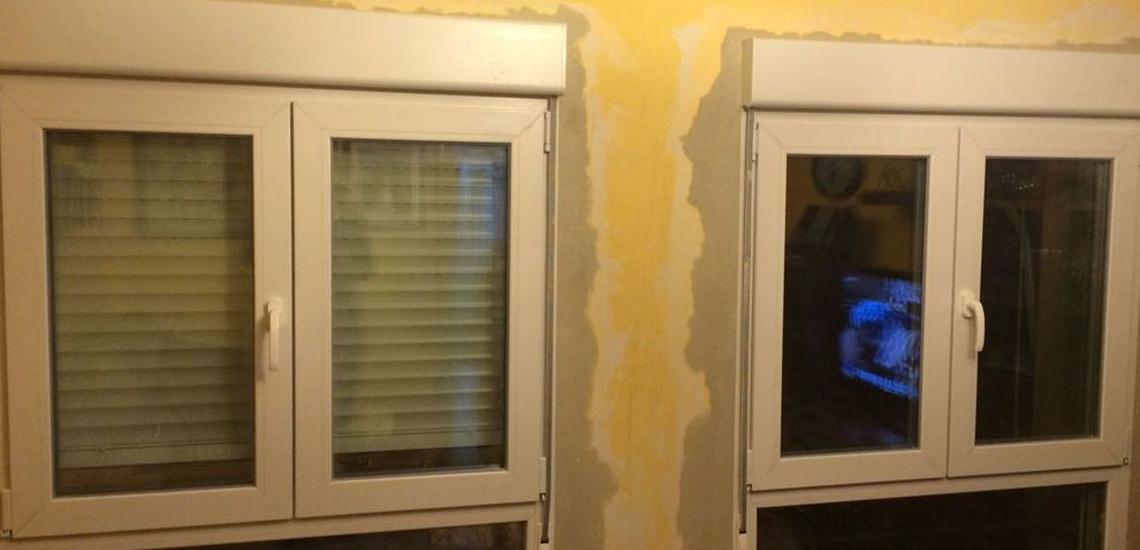 Fabricación y montaje de ventanas de PVC en Alcalá de Henares