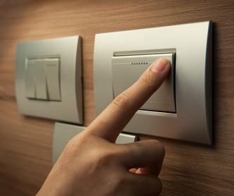 Servicios eléctricos para empresas: Servicios de CJ Instalaciones Eléctricas