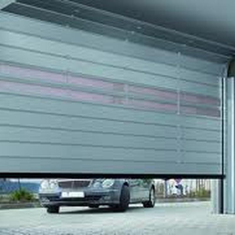 Puertas automáticas: Catálogo de Instalaciones Eléctricas Santiago Alafont