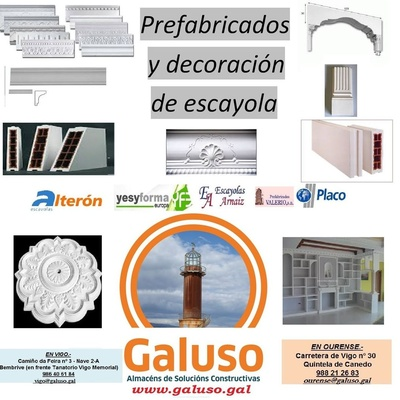 TARIFA AISLAMIENTOS 2018:  Galuso