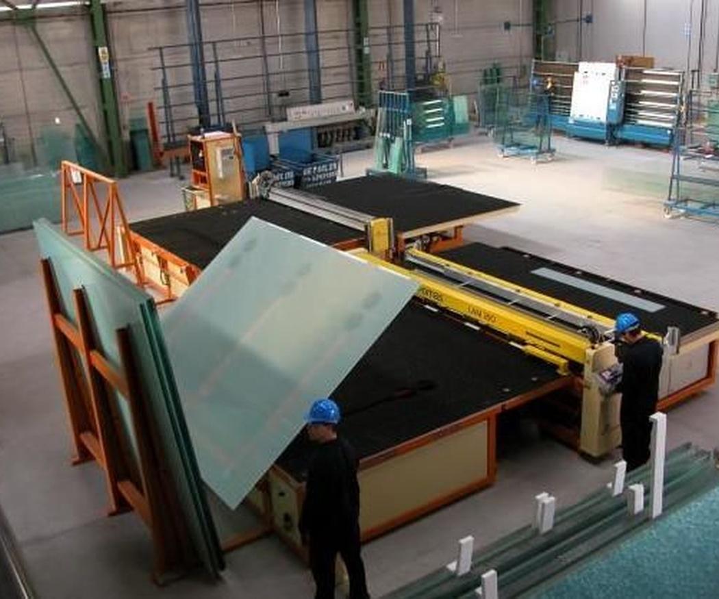 Avances tecnológicos en la industria del vidrio