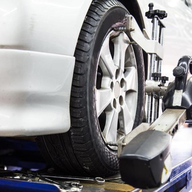 Diferencias entre el alineado y el equilibrado de los neumáticos