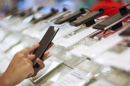 Distribuidores de telefonía móvil
