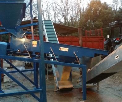 2 Nuevos Acuerdos Comerciales para Lineas Clasificadoras Astillas Madera Biomasa
