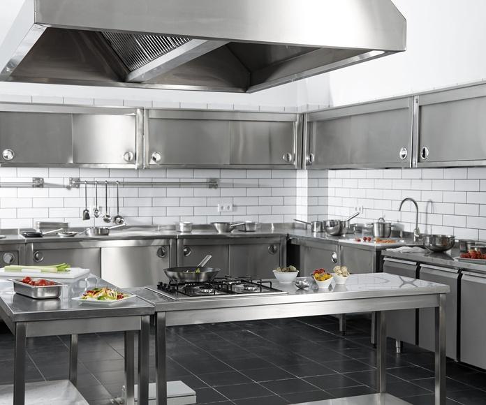Instalación de sistemas de extracción y ventilación: Servicios de Servimolins