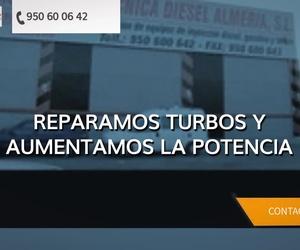 Talleres de automóviles en Viator | Turbo Diesel Almería