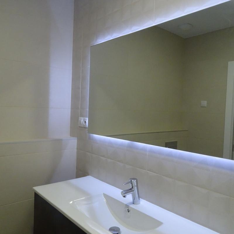 Baño Sope espejo led