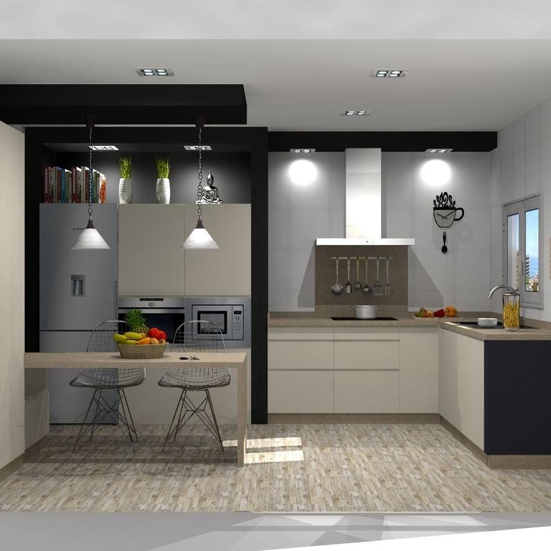 Diseños por ordenador: Nuestros trabajos de Muebles de Cocina MYDO
