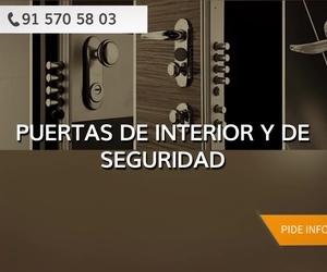 Puertas de seguridad en Tetuán, Madrid | Corregidor