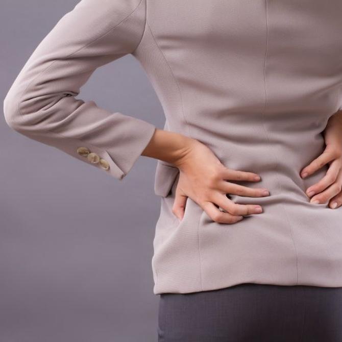 La hernia discal, causas y síntomas