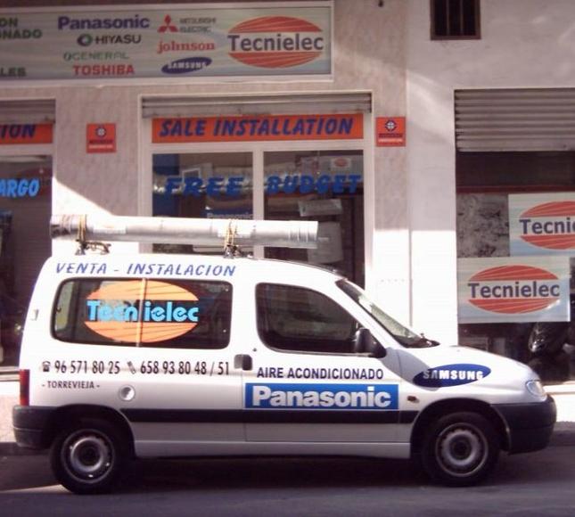 Empresas de climatización en La Costa Blanca